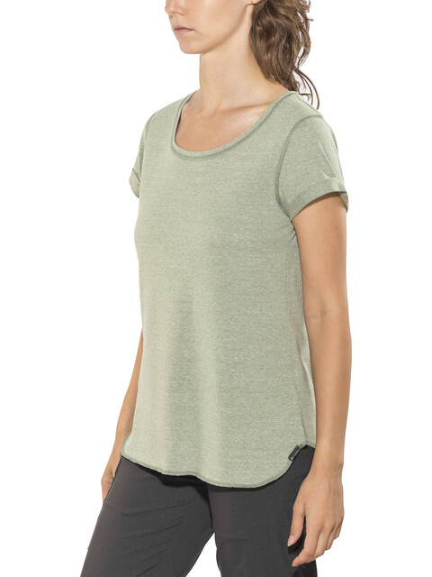 Columbia Trail Shaker - T-shirt manches courtes Femme - olive